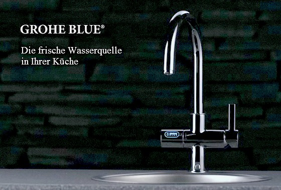 exklusive k chenarmaturen grohe blue kwc hansa dornbracht ludwigsburg stuttgart heilbronn. Black Bedroom Furniture Sets. Home Design Ideas