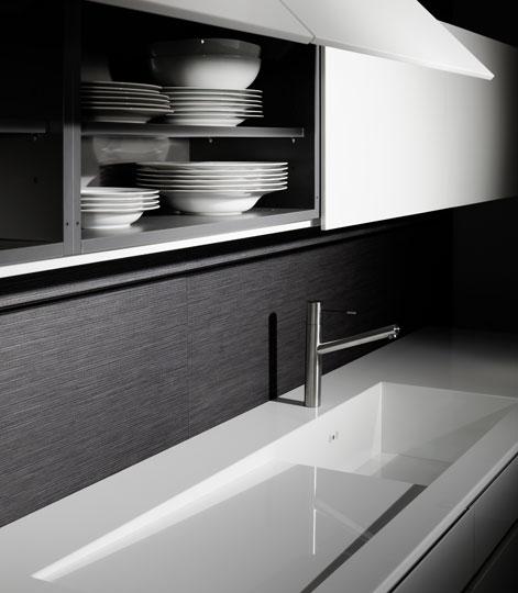 Exklusive Luxusküchen / italienische Designerküchen mit ...