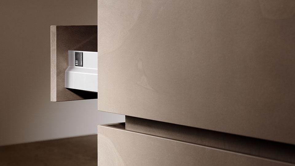 exklusive luxusküchen / designerküchen mit oberflächen aus quarzit ... - Eggersmann Küche