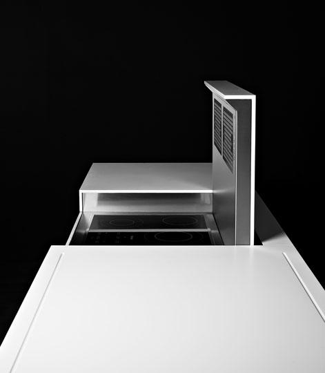 Exklusive Luxusküchen / Designerküchen mit Oberflächen aus ...