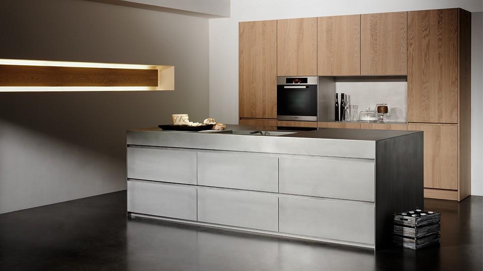 Exklusive Luxusküchen / Italienische Designerküchen Aus ... Design Edelstahl Kuchen