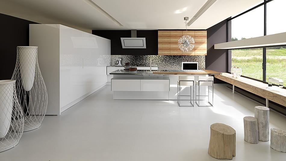 Designer küchen bilder  Exklusive Luxusküchen / italienische Designerküchen mit Oberflächen ...